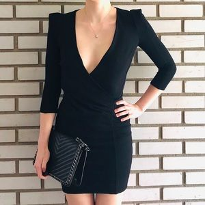 Sexy Black French Connection Dress